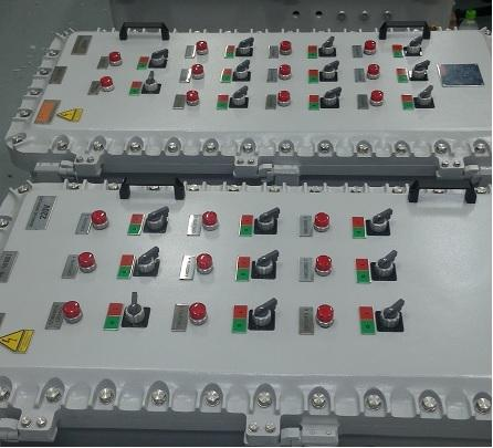 Automação industrial paineis