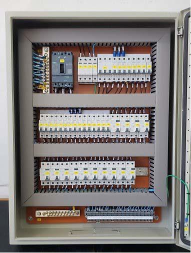 Fábrica de painel elétrico
