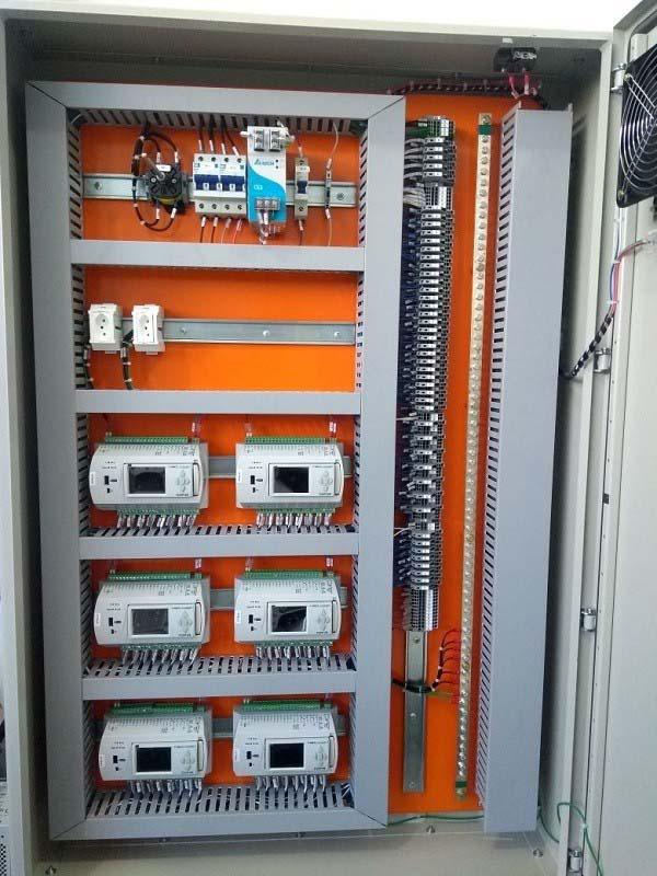 Fábrica de quadro elétrico