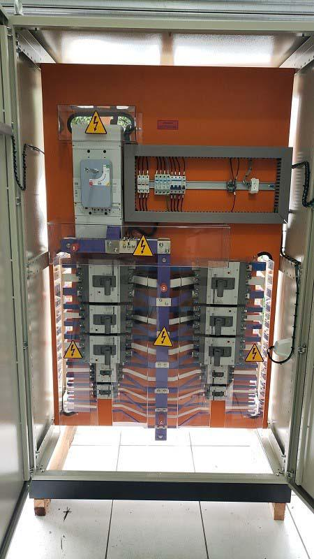 Fabricante de painéis elétricos em sp