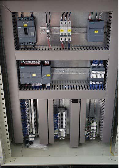 Fabricante de quadro elétrico