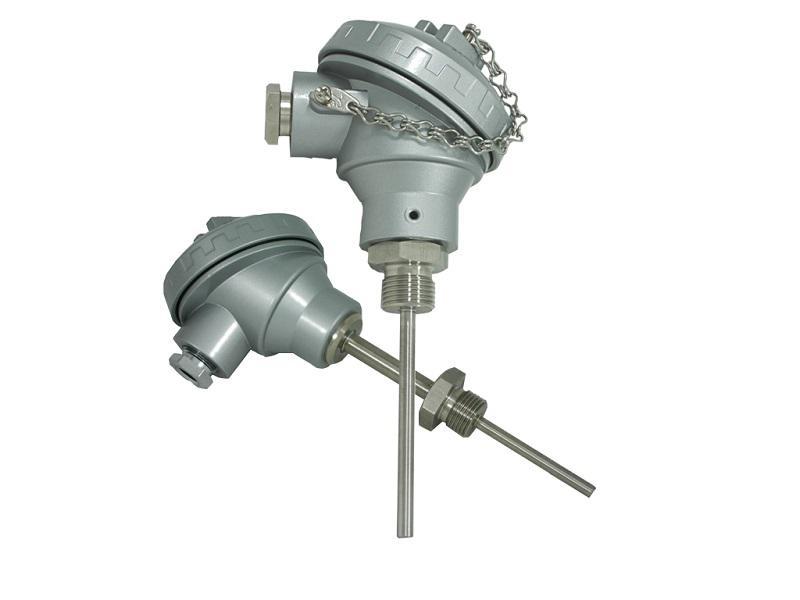 Sensor de temperatura industrial pt100