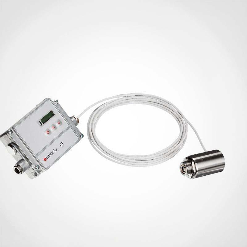 Sensor de temperatura infravermelho