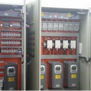 Montagem de painéis elétricos de baixa tensão