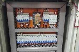 Painel Elétrico de Distribuição de Energia